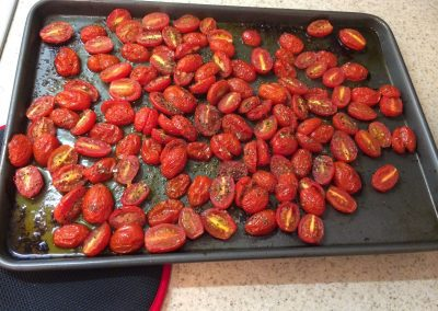 Best Roasted Tomatoes