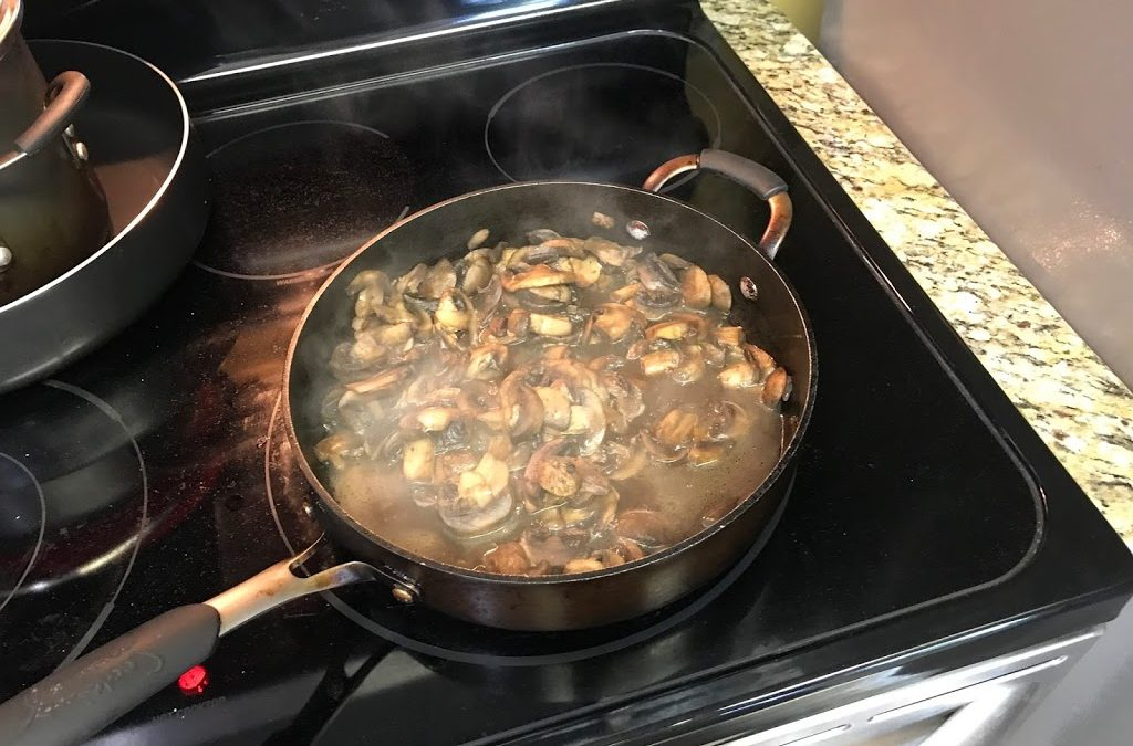 Best Sautéed Mushrooms