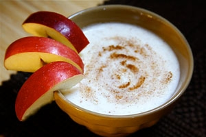 Apple Cinnamon Dip