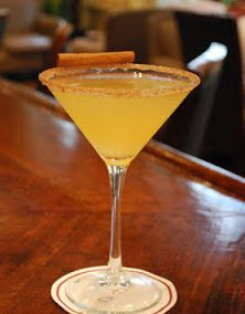 APPLE CIDER MARTINI (2 versions)