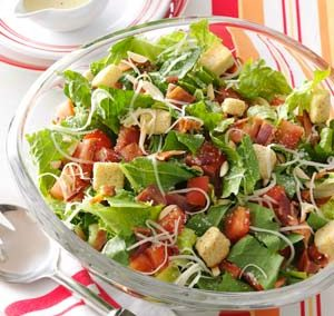 BEST SALAD FOR A CROWD! (Adapted from taste of home)