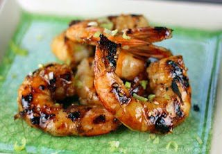 HONEY SESAME SHRIMP (Adapted from Hoboken Digested)