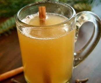 HOT BUTTERED RUM (Adapted from Rachel Ray)