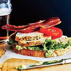 open faced chicken-club-sandwiches-ck-l