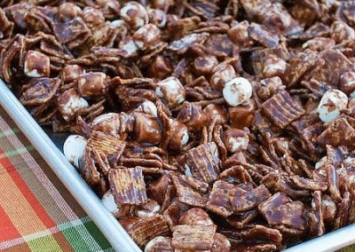 S'MORES CHEX MIX (Adapted from Real Mom Kitchen)