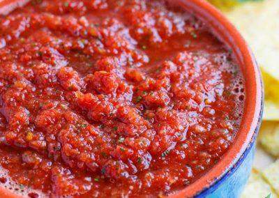 Chipotle Salsa