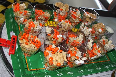 TAILGATE CHEX MIX