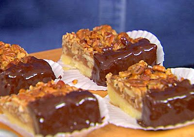 Pecan Bars (courtesy of Ina as well)