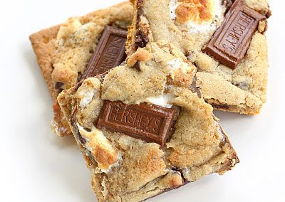 S'MORES COOKIES (Adapted from The Girl Who Ate Everything)