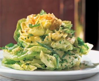 BIBB LETTUCE SALAD (Epicurious)