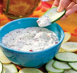 FIESTA DIP (Adapted from Southern Living)