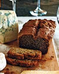 IRISH BROWN BREAD (Adapted from Food and Wine)