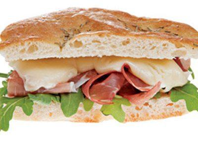 ITALIAN PANINI (Adapted from Saveur)