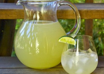 MARGARITAS BY THE PITCHER (Adapted from Rick Bayless)
