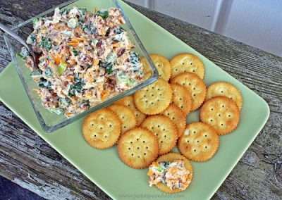 NEIMAN MARCUS DIP (Adapted from Just a spoonful of)