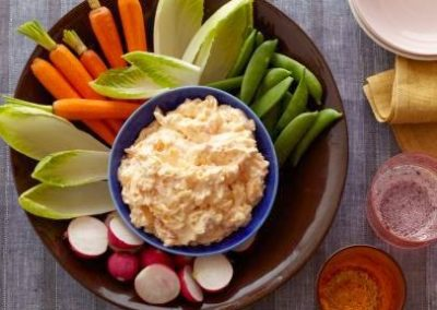 BOBBY FLAY'S PIMENTO CHEESE (From The Food Network)