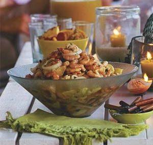 SHRIMP SULLIVAN'S ISLAND (Adapted from All Recipes)