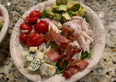ROTISSERIE CHICKEN COBB SALAD