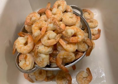 Shrimp Cocktail Bar  (Adapted from Ree Drummond)