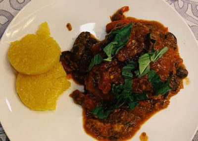 Chicken Cacciatore  Adapted from the Food Network